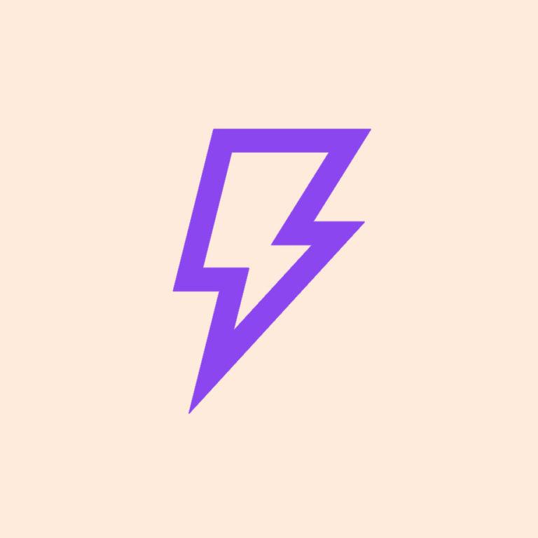 Symbol för klåda och sveda