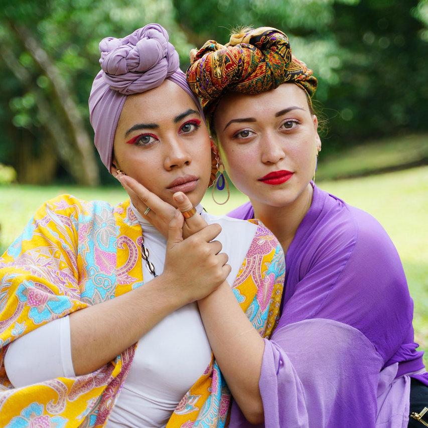 Färgstarka och karismatiska kvinnor